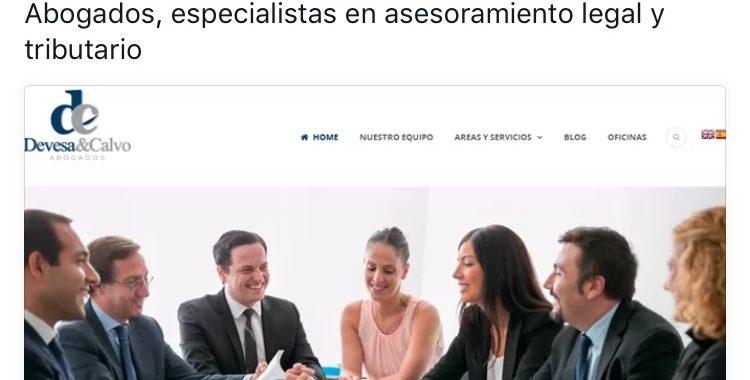 Abogados en Alicante Devesa & Calvo se asocia al Círculo de Economía de la provincia de Alicante