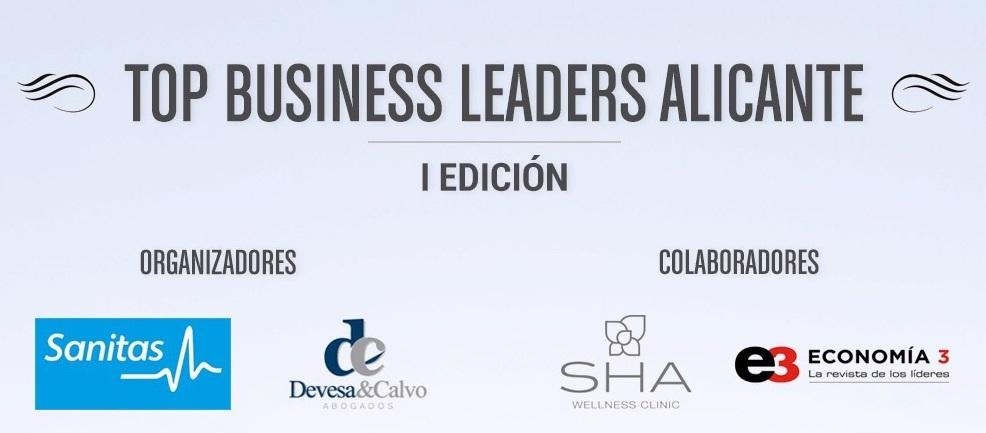 Devesa calvo organiza el i top business leaders alicante for Oficina sanitas valencia