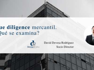 Due diligence mercantil