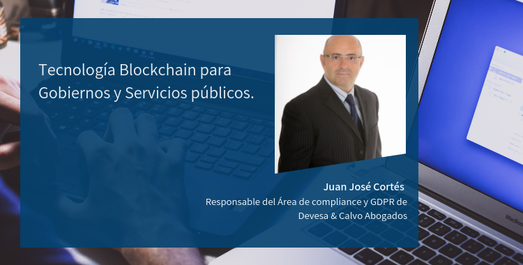 Tecnología Blockchain para Gobiernos y Servicios públicos