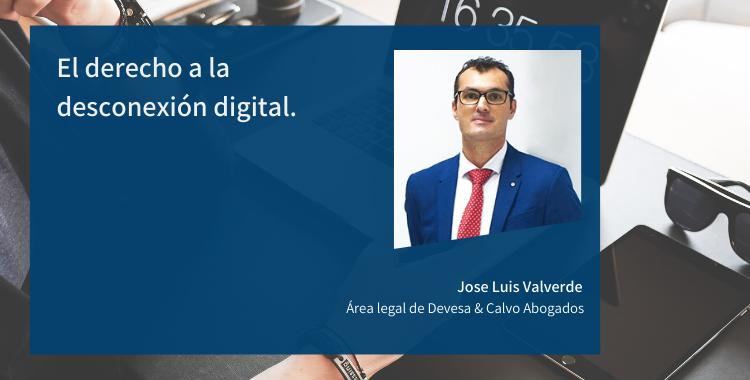 El derecho a la desconexión digital